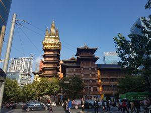Lepo vreme v Šanghaju