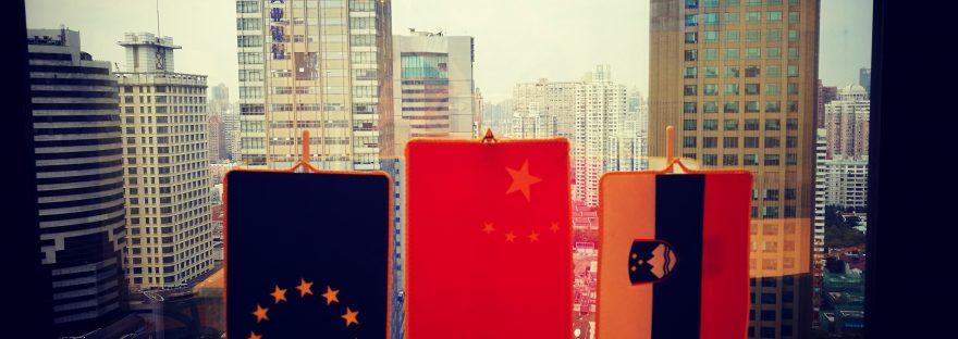 Kitajsko slovenski odnosi